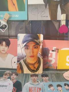 <Reserved> OFFICIAL LEE TAEYONG FIRETRUCK PHOTOCARD