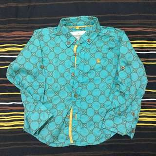 Preloved Poney boy's apparel 1-2yrs