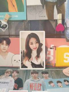 <WTS> OFFICIAL TZUYU BENEFITS PHOTOCARD