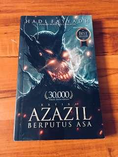 Novel Ketika Azazil Berputus Asa ( Karya Hadi Fayyadh)