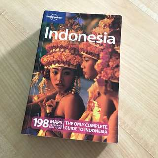 Lonely Planet Indonesia, Edisi 9