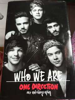 1 Direction Autobiography