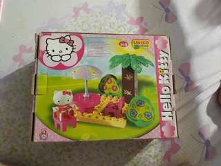 Sanrio Hello Kitty Toy Set