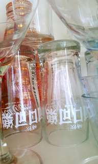 Coca-Cola glass 6 pcs