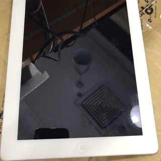 Apple iPad 4 wifi+Cellular 16gb (銀色)