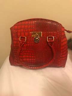 Free shipping Red bag