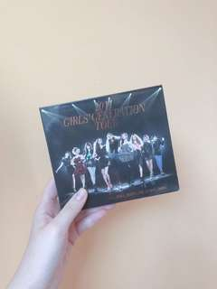 "少女時代 官方""2011 GIRLS' GENERATION TOUR"" CD(連poster)"