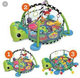 Activity Gym and Ball Pit for 0+