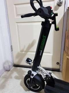 Speedelec Minirider III E Scooter (price negotiable)