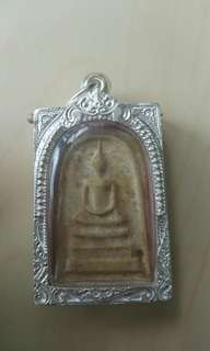 Phur Somdej by LP Kuay Wat Kositaram. Nice condition and rare. Interested pm