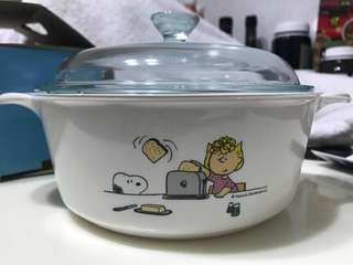 Snoopy CorningWare 1.25L
