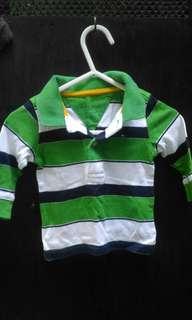 Tommy stripes polo
