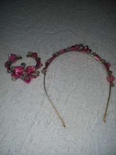 Beach Bracelet And Headband