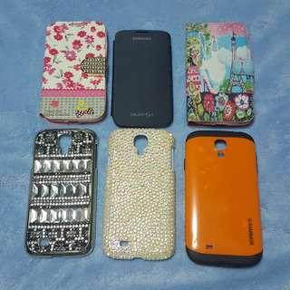 *Bundle* Samsung S4 cases