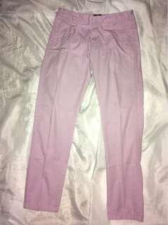 Zara purple pants