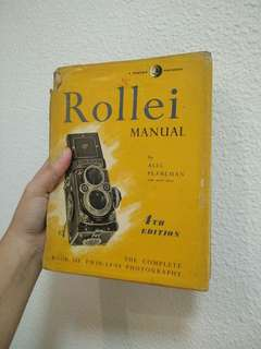 Rollei Manual 4th Edition