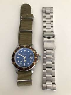 99% new Squale 20 atmos