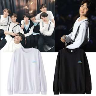 PO: BTS HAPPY EVER AFTER INSPIRED JACKET