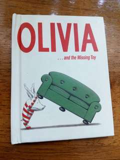 口袋書Olivia and the Missing Toy
