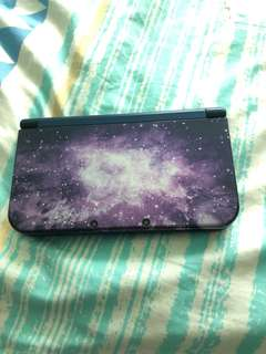 New Nintendo 3DS XL NEW Galaxy Style MODDED