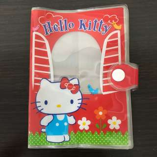 Hello Kitty Passport Holder Sanrio