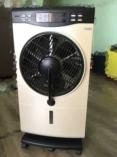 Electric Fan Turbo 風扇