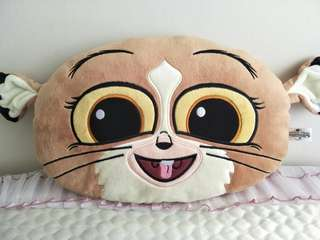 Madagascar Cushion from USS