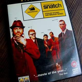 Brad Pitt Snatch 2 Disk Special Edition