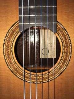 Classical Guitar by Richard Prenkert 1995