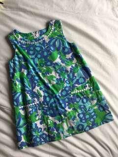 Toddler cotton summer dress