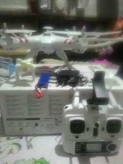 Drone Bayangtoys X15 non camera dan non GPS