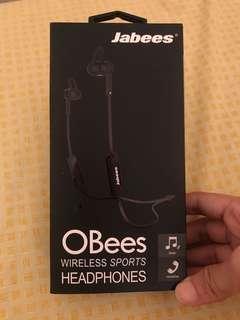 Jabees wireless headphones