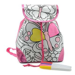 Colouring Backpack