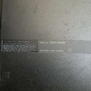 ps3 全套有盒 320GB