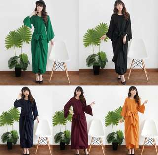 New long dress, lafyette dress. LD 96 P130 / berat 450 gram Marron Black navy yellow green