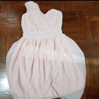 Love Bonito Pink dress