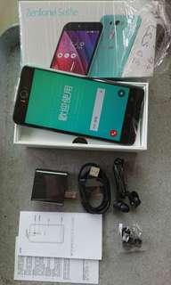 華碩自拍機 湖綠色 ASUS Selfie  3G/16G