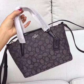 Coach canvas mini size 4colors avail