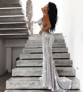Bria formal dress