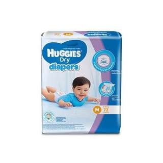 Huggies Diapers-M
