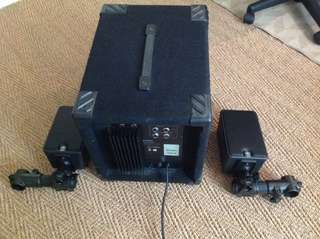Yamaha MS50DR Drum monitor speaker