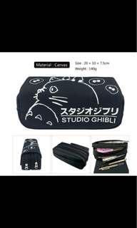 [PO] Totoro Large Make-Up Bag