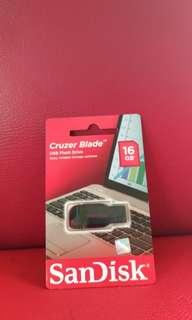 Flashdisk Sandisk 16 GB Cruzer Blade