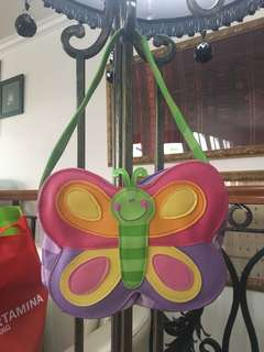 butterfly mini bag