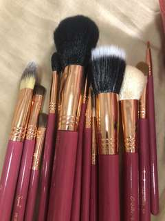 authentic sigma brushes