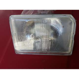 Mazda 323 BD front headlamp