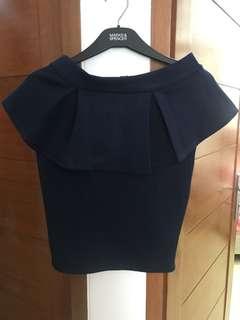 Skirt Navy size M
