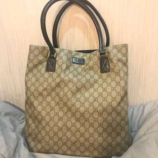 Gucci mirror authentic 1:1 large totebag