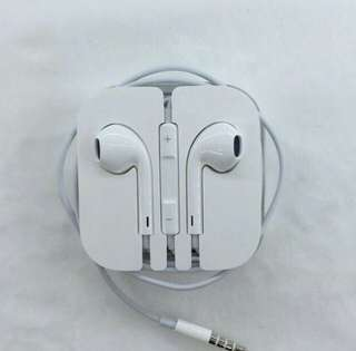 Earpods iPhone 5/ 5s/ 6 - Original
