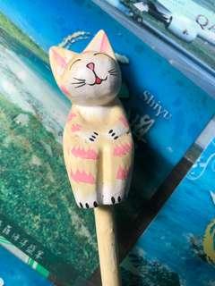 🚚 貓咪鉛筆